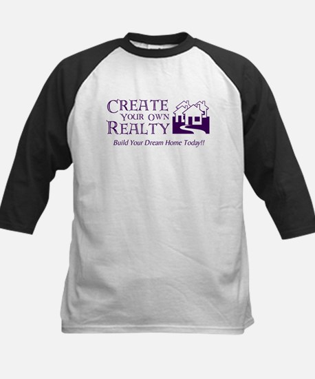 Create Your Own Realty Kids Baseball Jersey