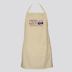 Create Your Own Realty BBQ Apron