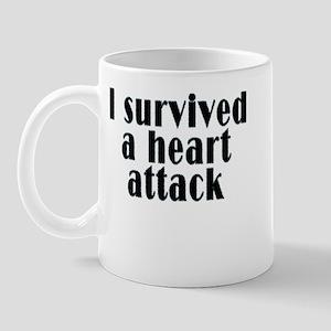 Heart attack - Mug