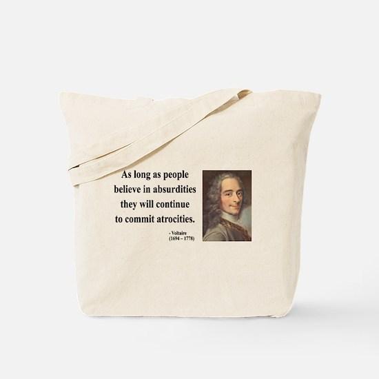 Voltaire 2 Tote Bag