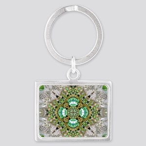 green diamond bling Keychains