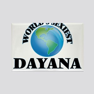 World's Sexiest Dayana Magnets
