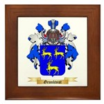 Gronkvist Framed Tile