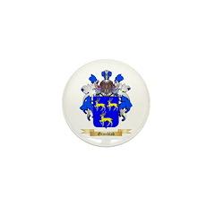 Gronblad Mini Button (10 pack)