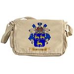 Gronblad Messenger Bag