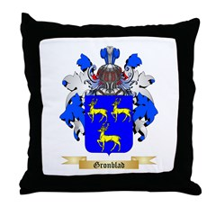 Gronblad Throw Pillow