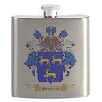 Gronblad Flask