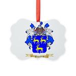 Gronblad Picture Ornament