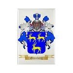 Gronberg Rectangle Magnet (100 pack)