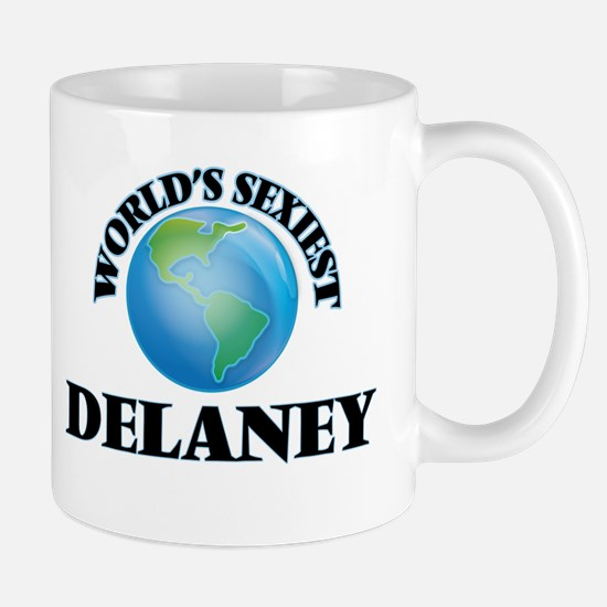World's Sexiest Delaney Mugs
