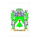 Groggan Sticker (Rectangle 10 pk)