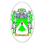 Groggan Sticker (Oval)
