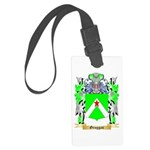 Groggan Large Luggage Tag