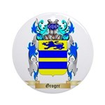 Groger Ornament (Round)