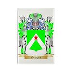 Grogan Rectangle Magnet (100 pack)