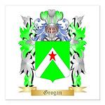 Grogan Square Car Magnet 3