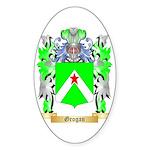 Grogan Sticker (Oval)