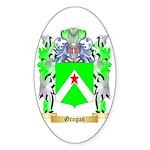 Grogan Sticker (Oval 10 pk)