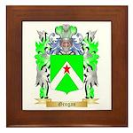 Grogan Framed Tile