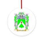 Grogan Ornament (Round)