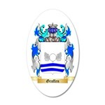 Groffen 35x21 Oval Wall Decal