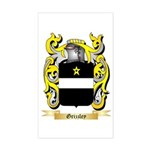 Grizzley Sticker (Rectangle)