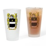 Grizzley Drinking Glass