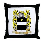 Grizzley Throw Pillow