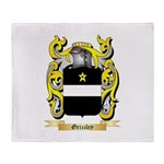 Grizzley Throw Blanket