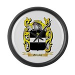 Grizzley Large Wall Clock