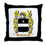 Grizzle Throw Pillow
