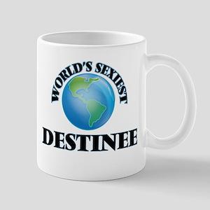 World's Sexiest Destinee Mugs