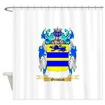 Gritskov Shower Curtain