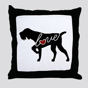GWP Throw Pillow