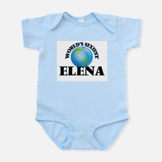 World's Sexiest Elena Body Suit