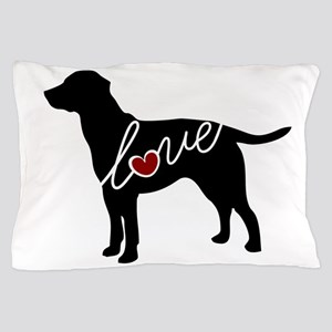 Labrador Love Pillow Case