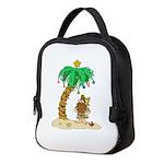 tree Neoprene Lunch Bag