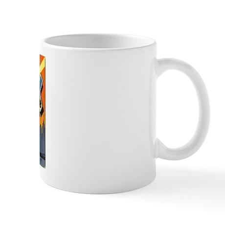 Greetings from NYC Mug