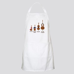 Funny Orchestra String Instruments Apron