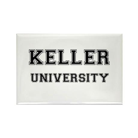 KELLER UNIVERSITY Rectangle Magnet (10 pack)