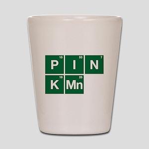 Breaking Bad - Pinkman Shot Glass