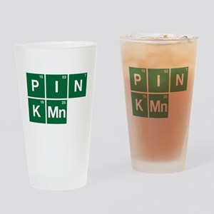 Breaking Bad - Pinkman Drinking Glass