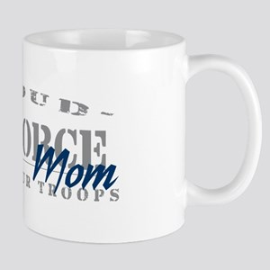 Proud Air Force Mom (Blue) Mug