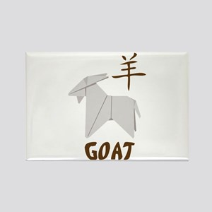 Chinese Goat Symbol Magnets