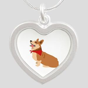 Corgi Dog Necklaces