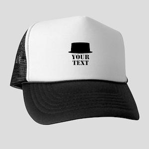 Customize The Breaking Bad Design Trucker Hat