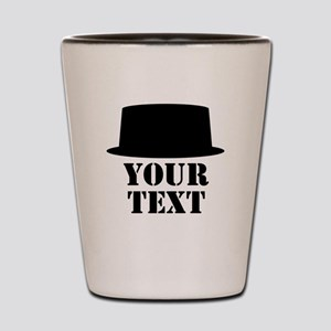 Customize The Breaking Bad Design Shot Glass
