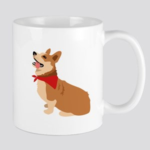 Corgi Dog Mugs
