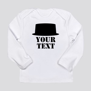 Customize The Breaking Bad Design Long Sleeve T-Sh