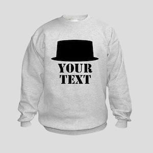 Customize The Breaking Bad Design Sweatshirt